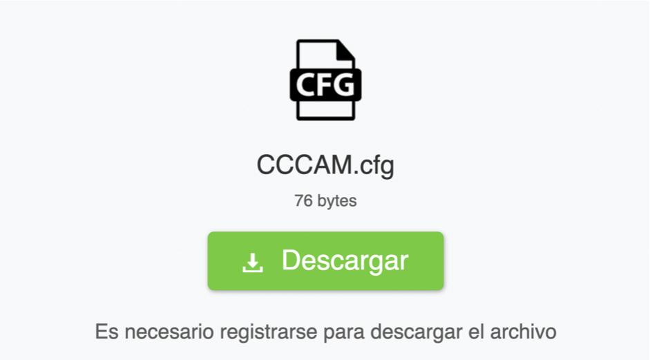 cccam cfg