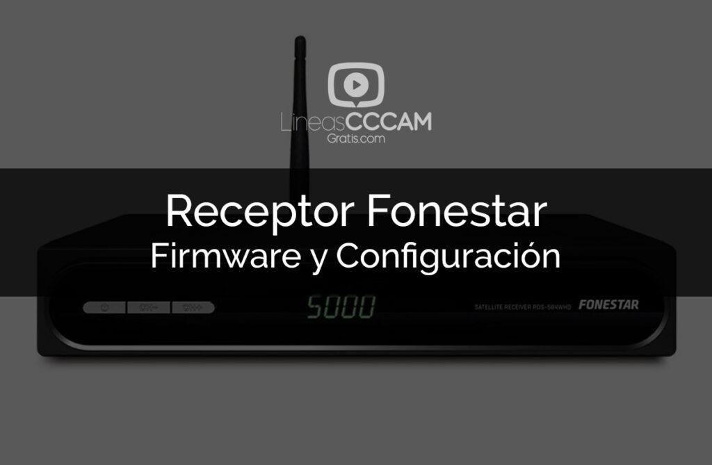 Firmware para TV Fonestar