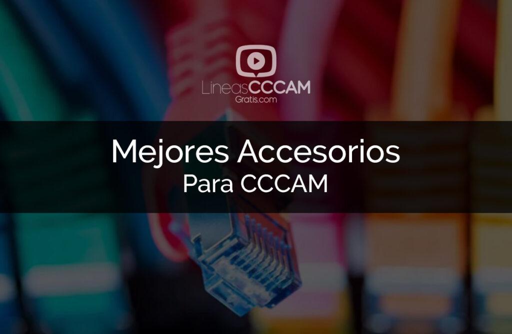 Los mejores accesorios para disfrutar de líneas CCCAM