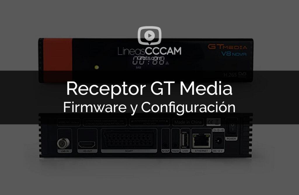 Firmware para GT Media