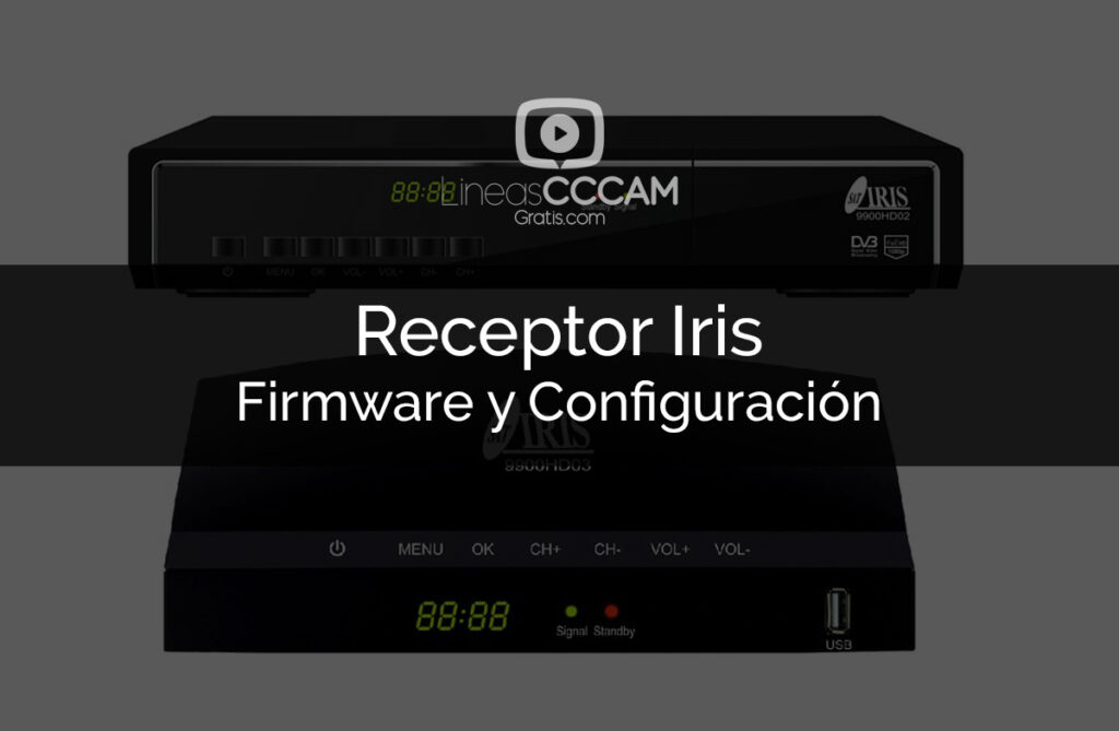 Firmware para Iris
