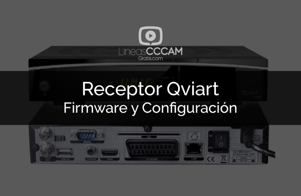 Firmware para Qviart