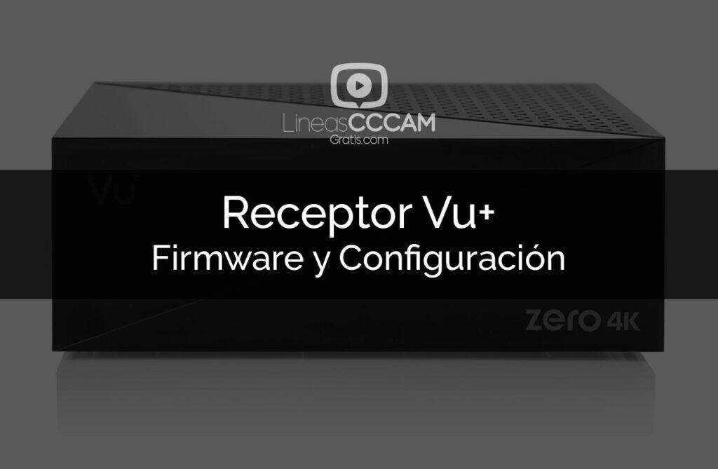 Firmware para Vu+